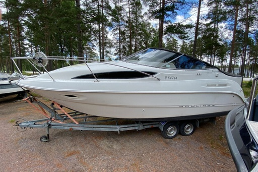 [U54714] Bayliner 2655 + Mercruiser